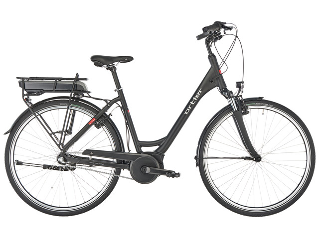 Ortler Wien 3S - Bicicletas eléctricas urbanas mujer- negr